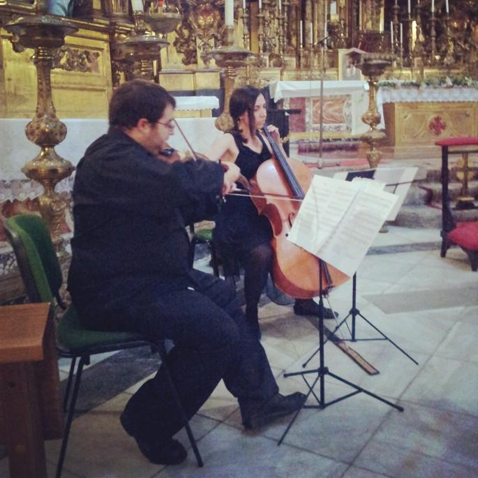 Músicos para eventos y bodas Madrid