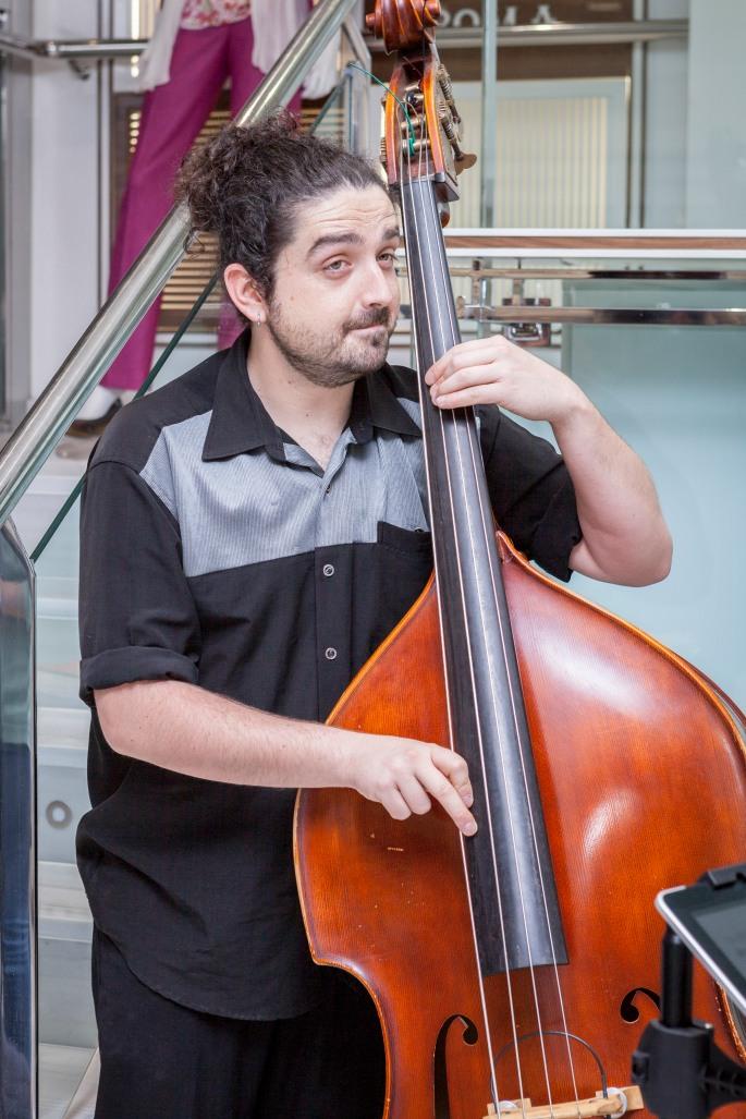 Trío de jazz para eventos