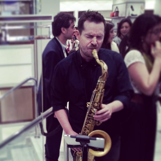 Trío de jazz para eventos y bodas
