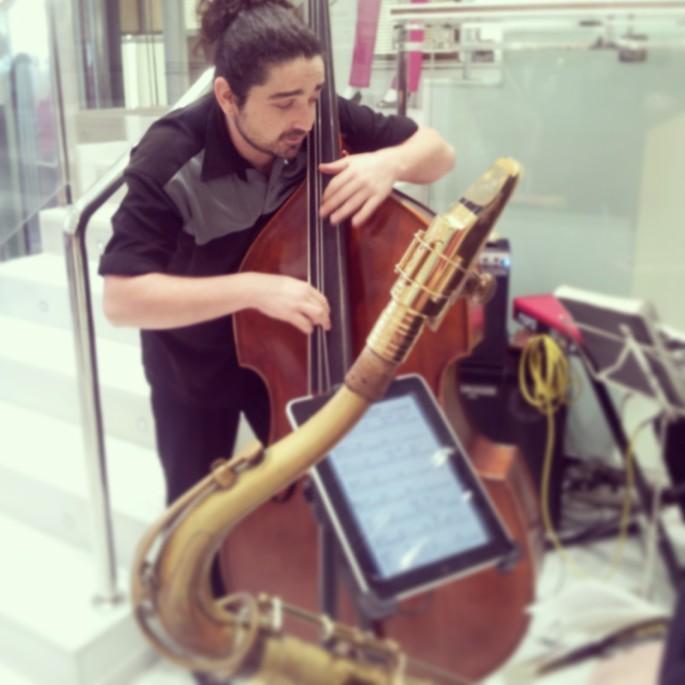 Saxofón para eventos
