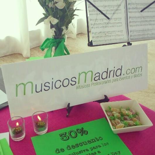 Músicos profesionales para eventos