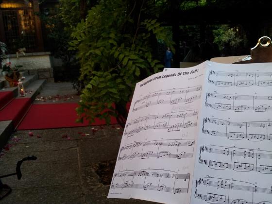 Música para ceremonias religiosas en Madrid