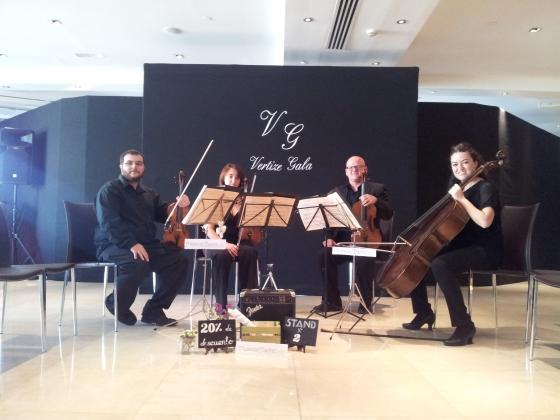 Cuarteto de cuerda musicos madrid