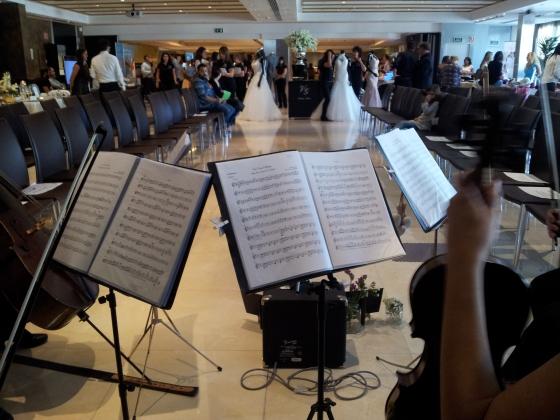 Músicos para eventos en madrid